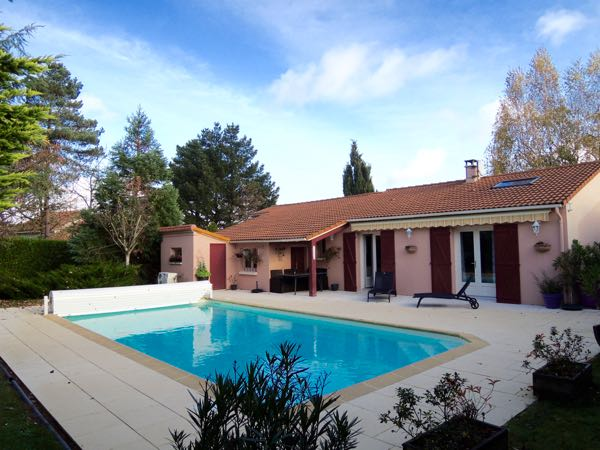 vendu maison 4 chambres avec piscine basse goulaine