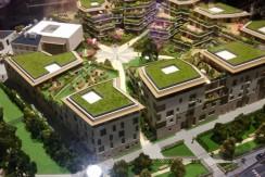 maquette résidence Révélations nantes centre
