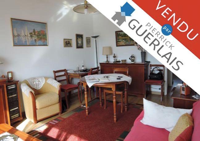 REZE – Idéal investisseur ! Appartement T2 avec locataire