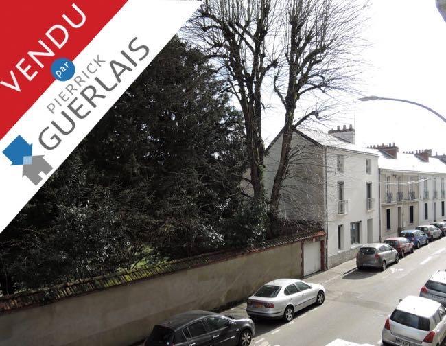 VENDU ! Appartement T3 à NANTES «Canclaux-Mellinet»