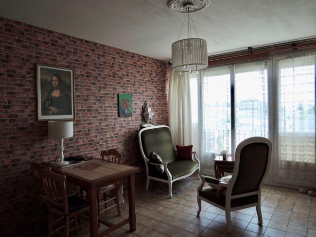 Appartement T3 à Saint-Herblain, Les Thébaudières,