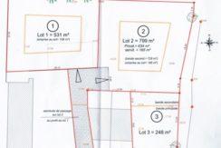 Plan TAB (x3) Bouguenais