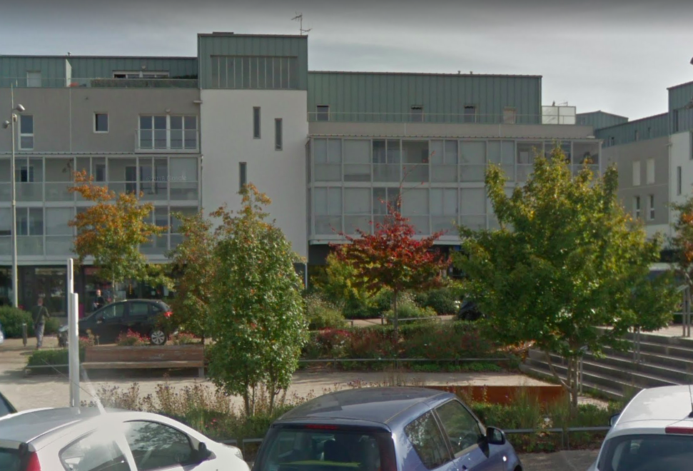 Parking sécurisé en sous-sol – Vertou centre