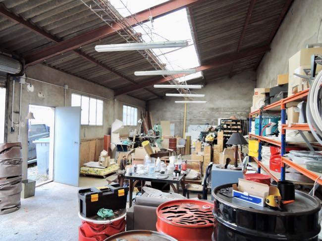 Atelier à transformer en habitation à Rezé, Cité Radieuse