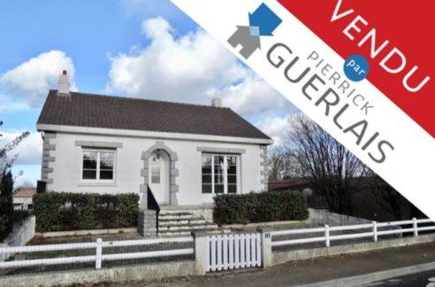 Maison à vendre à La Haye Fouassière par Guerlais Immobilier
