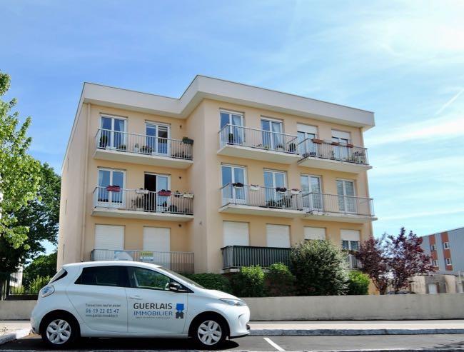 Appartement T3 Carquefou centre