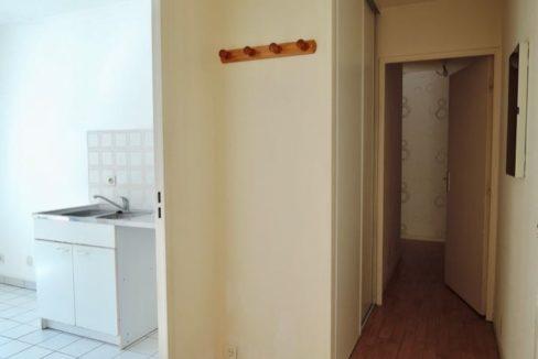 Entrée - GUERLAIS Immobilier agent immobilier à Saint Sébastien sur Loire