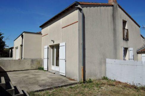 2 Façade arr1 Maison à vendre Saint Sébastien sur Loire Guerlais Immobilier