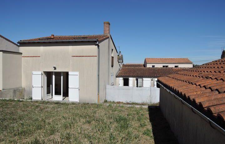 2 Façade arr2 Maison à vendre Saint Sébastien sur Loire Guerlais Immobilier