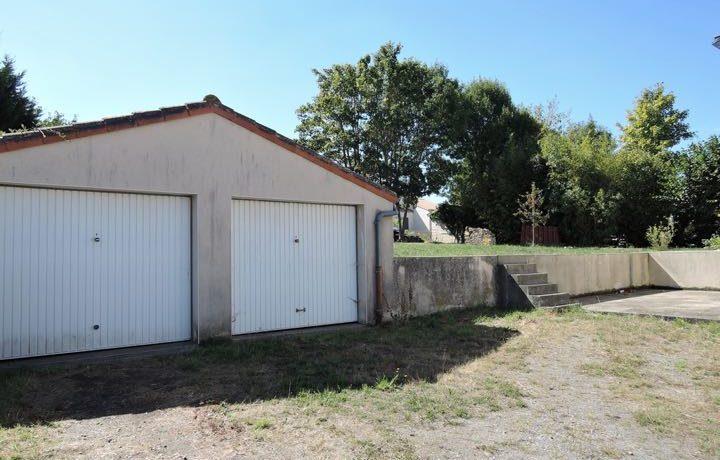 GaragesMaison à vendre Saint Sébastien sur Loire Guerlais Immobilier