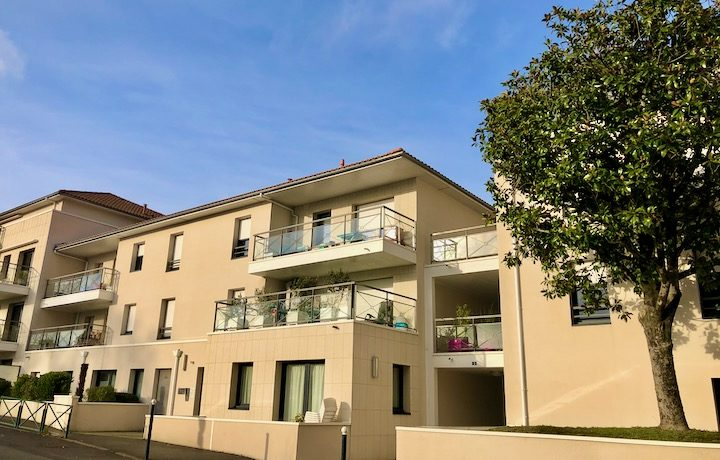 Vente appartement T3 Basse Goulaine