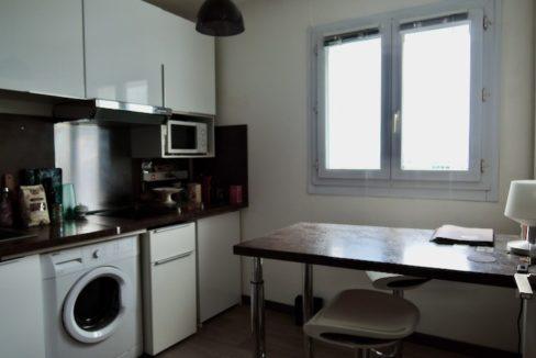 T1b Nantes Guerlais Immobilier - Cuisine H