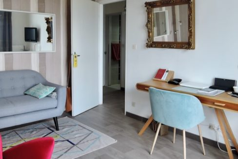 T1b Nantes Guerlais Immobilier - Séjour V