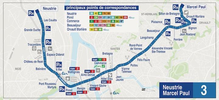 Ligne TAN n°3 (tramway)