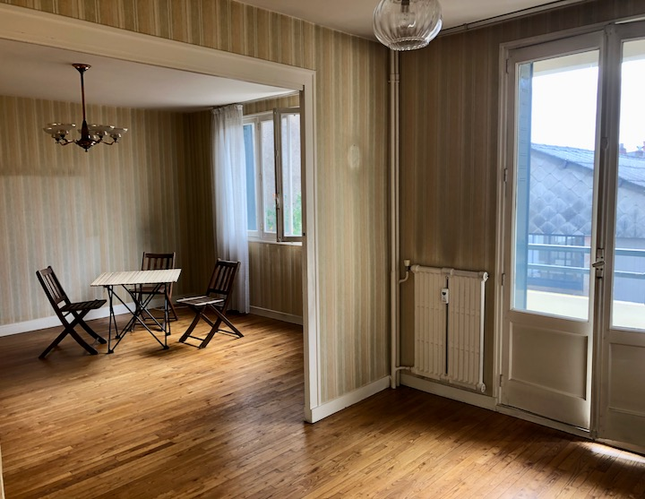 Appartement T3 à NANTES Saint Pasquier