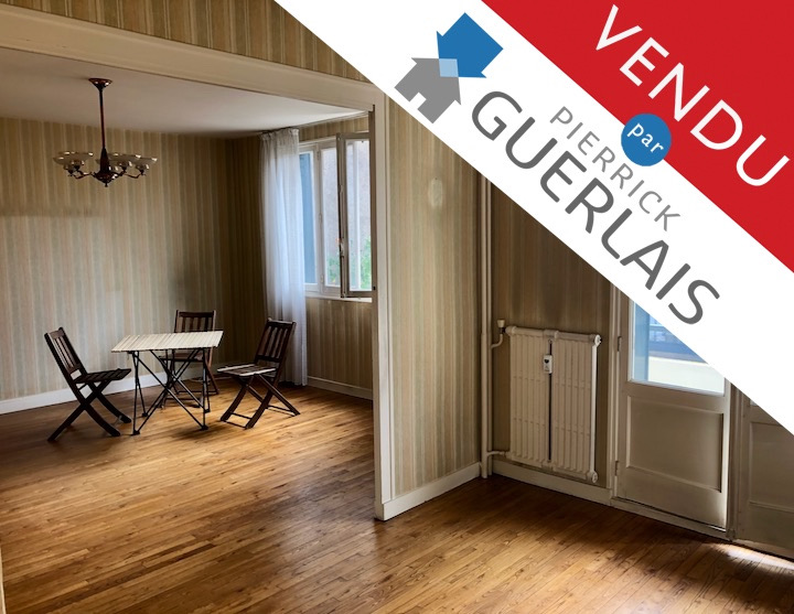 Appartement T3 à NANTES Saint Pasquier