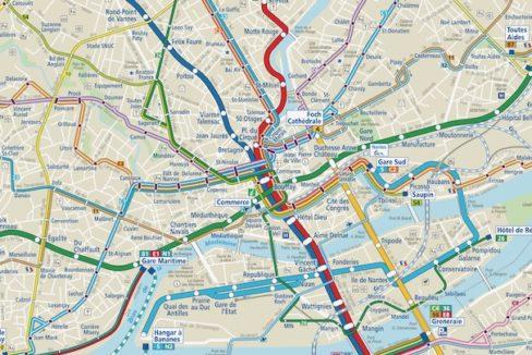 Plan réseau TAN