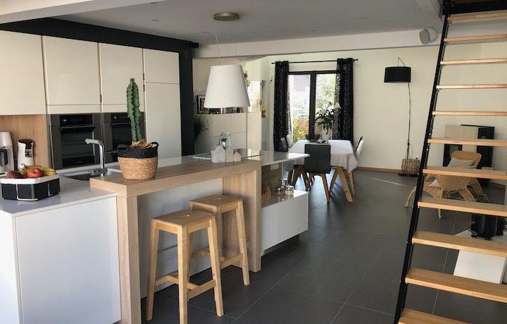 V 116-Cuisine-séjour (du patio)