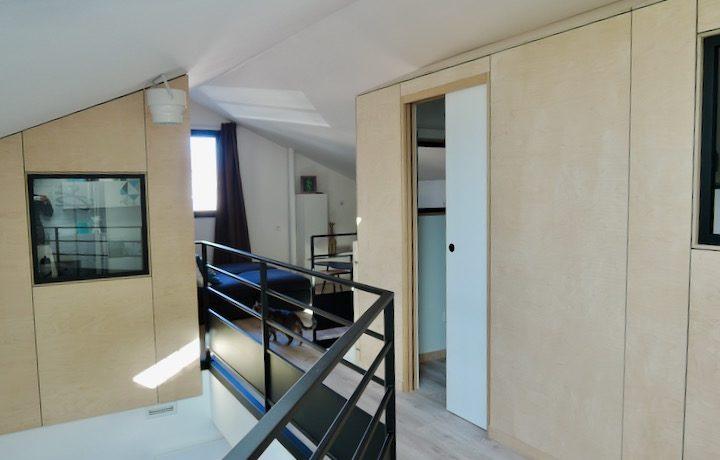 V116-Chambres cabane (du fond mezzanine)