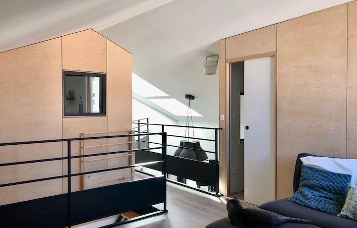 V116-Chambres (du salon)