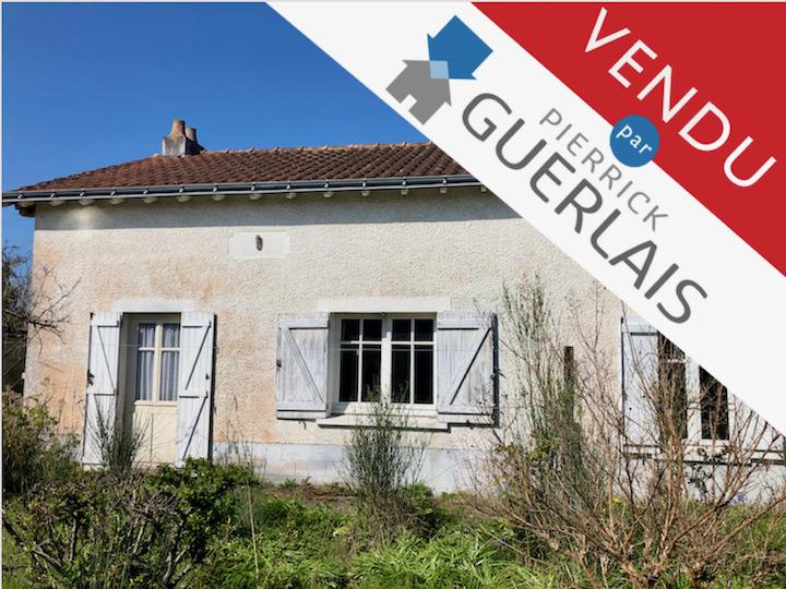 VERTOU Beautour, maison à rénover